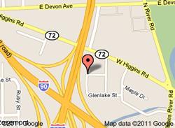 google places location