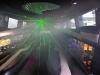 green lights interior