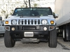 hummer and one truck