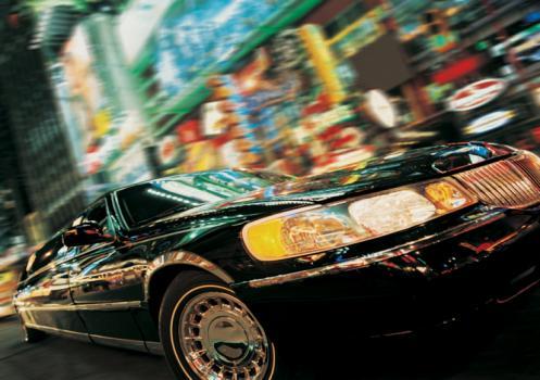 Chicago casino limo